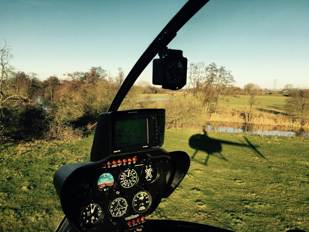 Advanced Helicopter Training