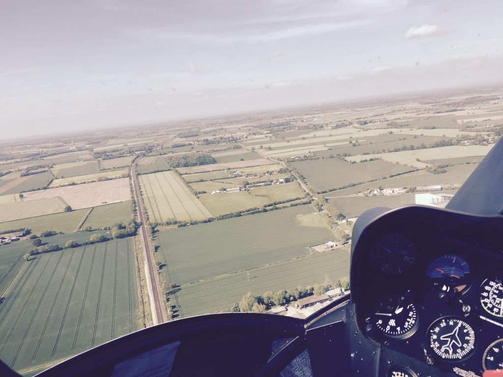 pilot training learn to fly
