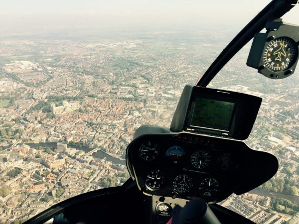 York Helicopter Tour