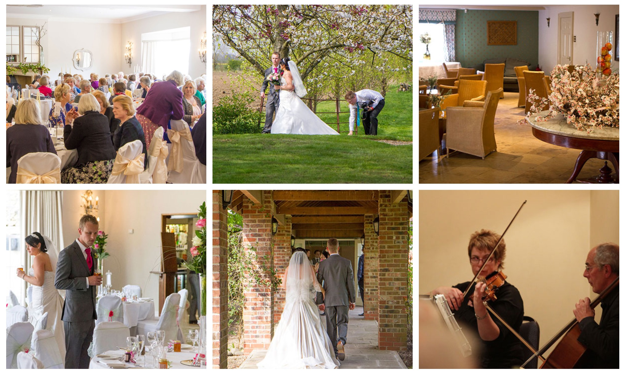 Weddings at Tickton Grange