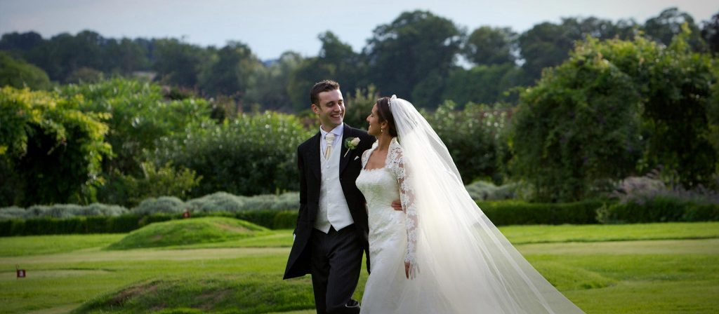 Weddings at Stapleford Park