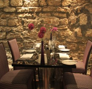 Hazlewood Castle Dining