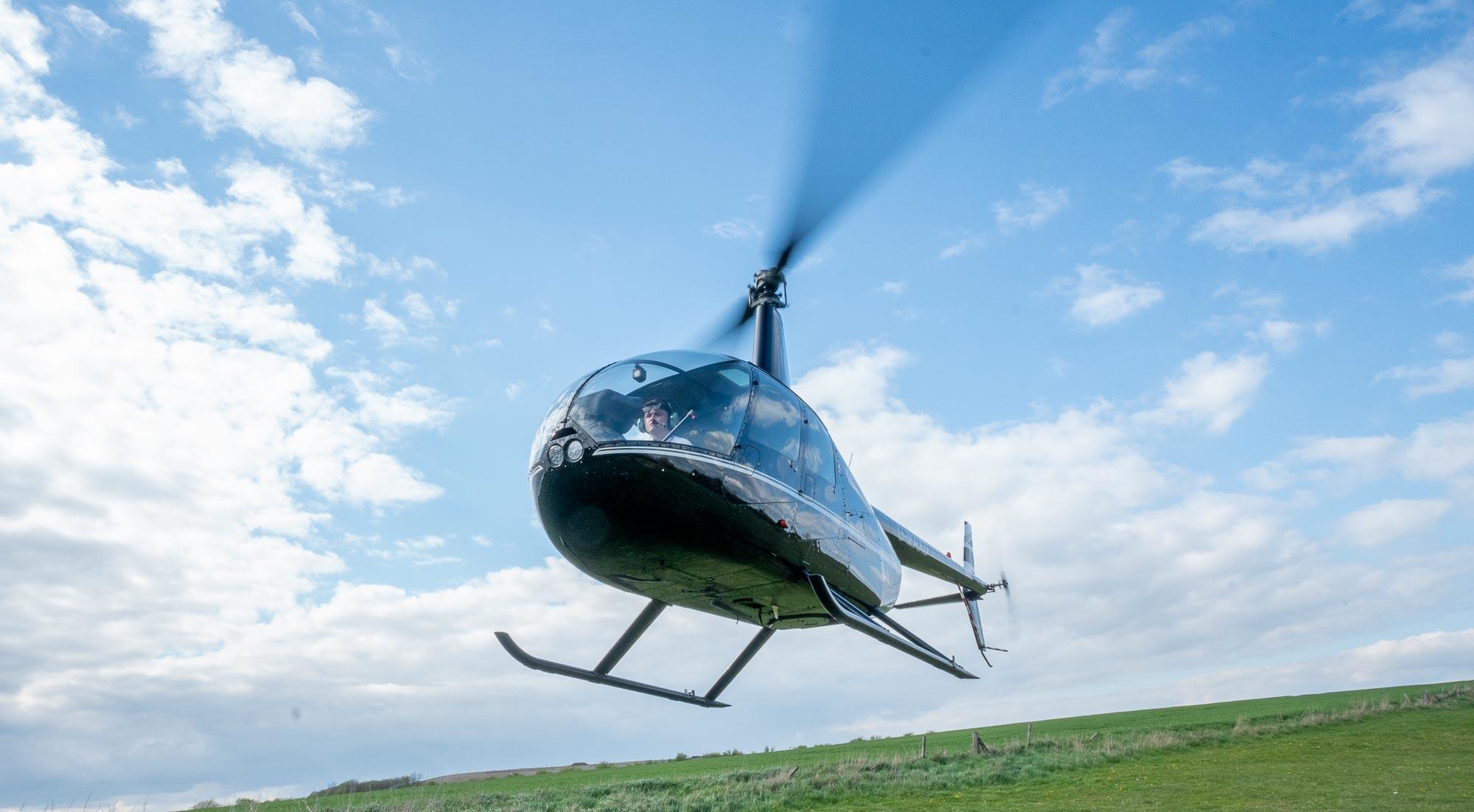 Helicopter Autorotations