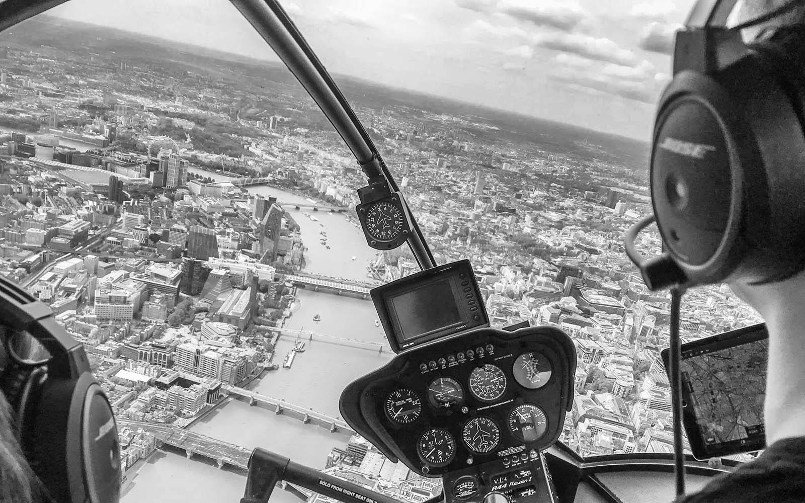 Commercial Helicopter Pilots Licence