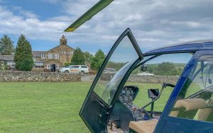 Become a helicopter pilot and fly to your destiunation