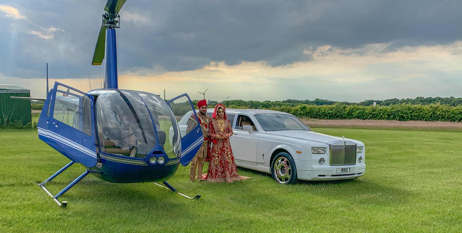 Heli-Weddings