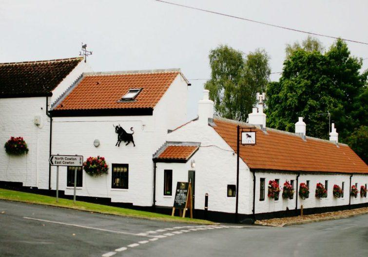 Black Bull Inn Moulton